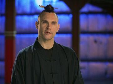 Donnie, maestro en artes marciales