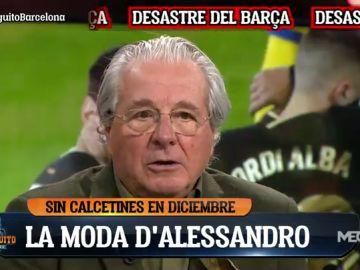 """Jorge D'Alessandro: """"El BARÇA hizo el RIDÍCULO"""""""