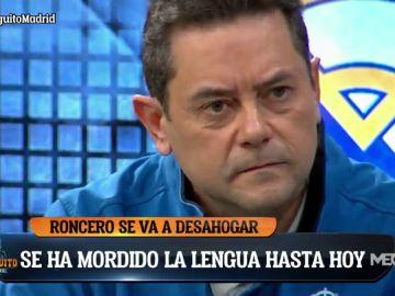 """Tomás Roncero: """"¡El Real Madrid está muy vivo!"""""""