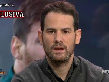 """Quim: """"JORGE MESSI estuvo en el CONSULTADO de QATAR en BARCELONA"""""""