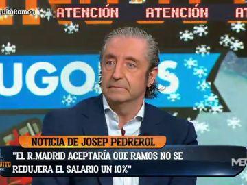 """""""SERGIO RAMOS YA TIENE OFERTA DE RENOVACIÓN"""""""
