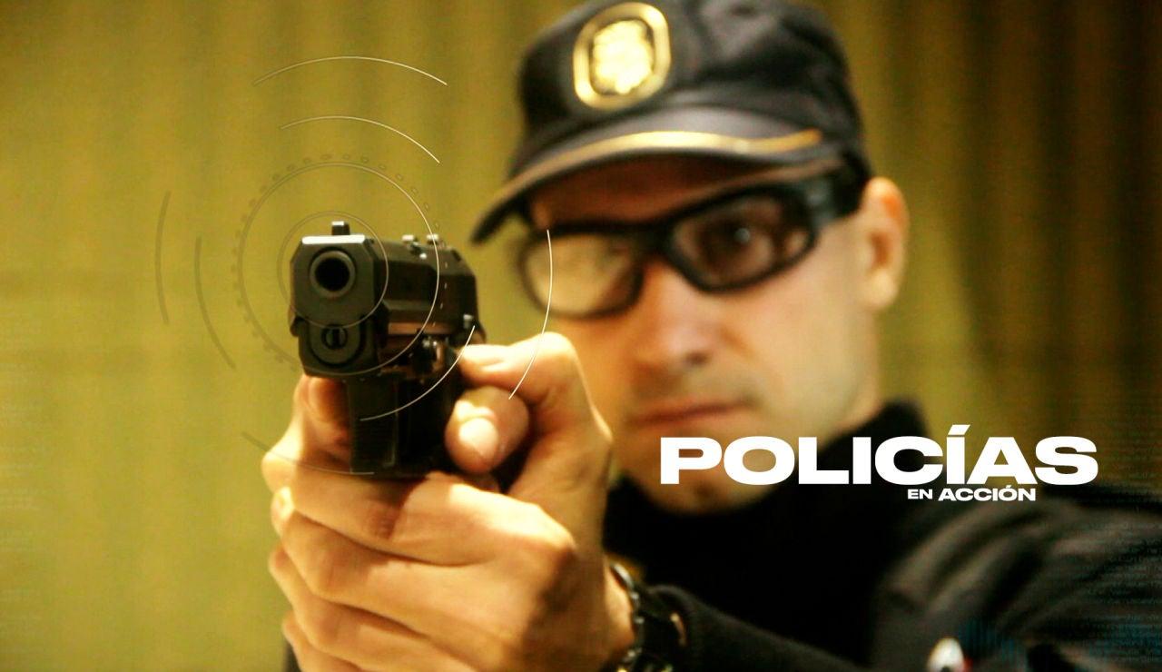 Policías en acción (Sección)