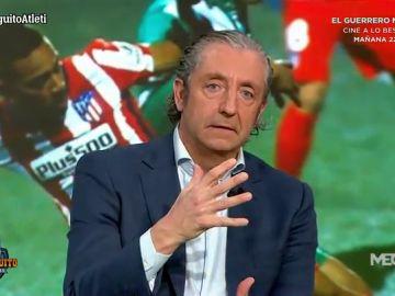 """Josep Pedrerol: """"La Selección Argentina, MUY PENDIENTE de SIMEONE"""""""