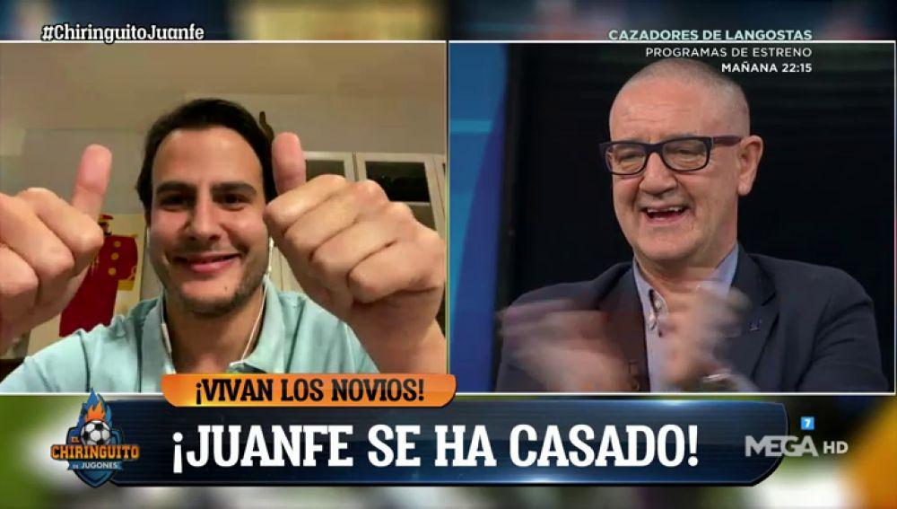 ¡VIVAN LOS NOVIOS!