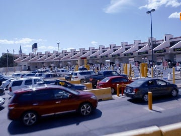 Frontera de Texas y México
