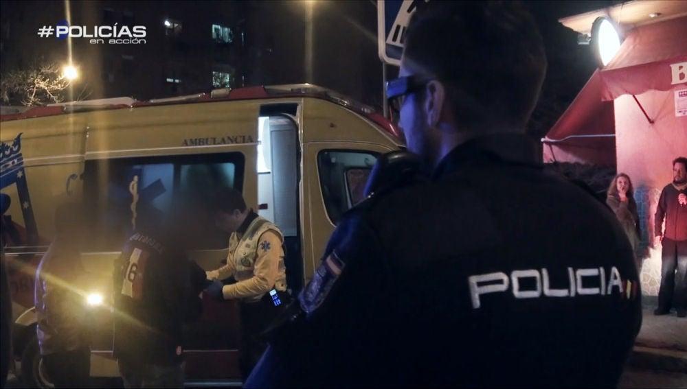 La policía debe localizar al dueño de un perro