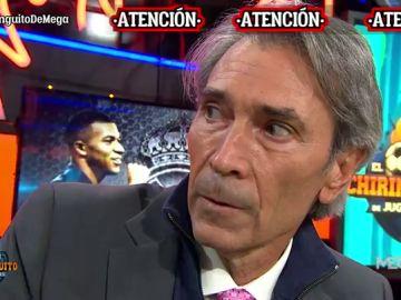 """Lobo Carrasco: """"CONFÍO EN QUE EL BARÇA FICHE A HAALAND"""""""