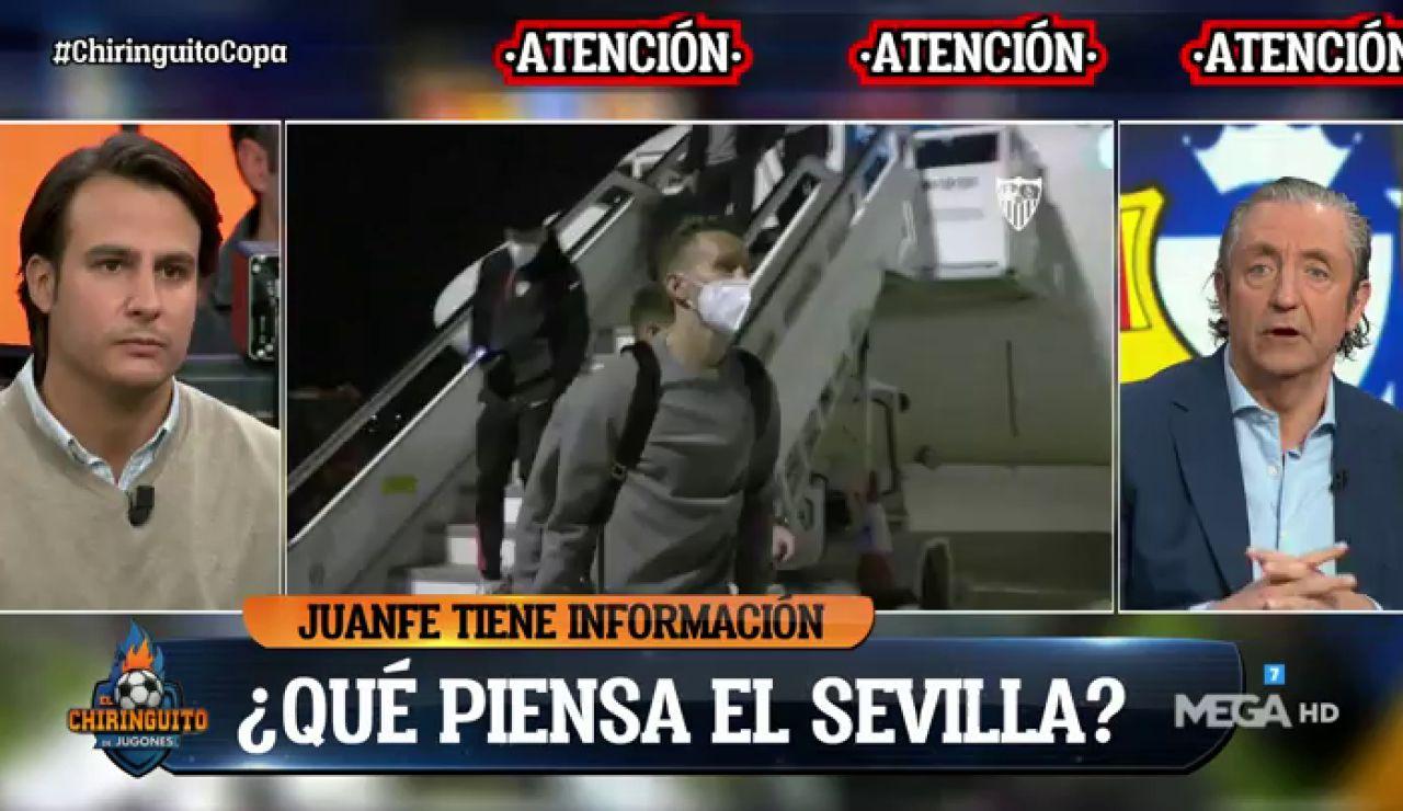 EL FINALISTA de COPA se DECIDE en CHIRINGUITO INSIDE