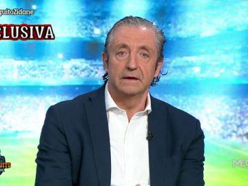 """JOSEP PEDREROL: """"FRANCIA PIENSA en ZIDANE"""""""