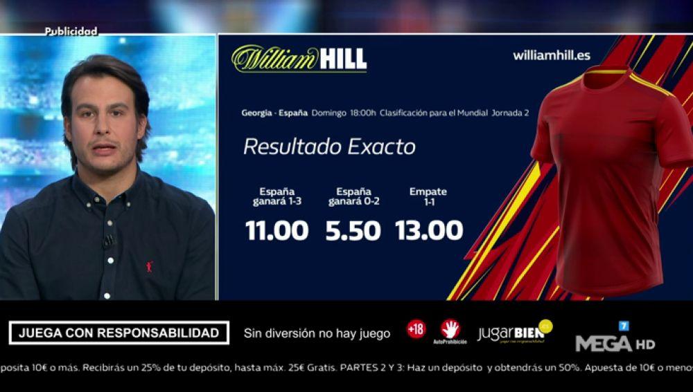 Diego Plaza te trae la mejor oferta de registro para que apuestes con William Hill