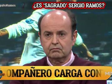 """""""RAMOS NO ES 'SAGRADO'"""""""