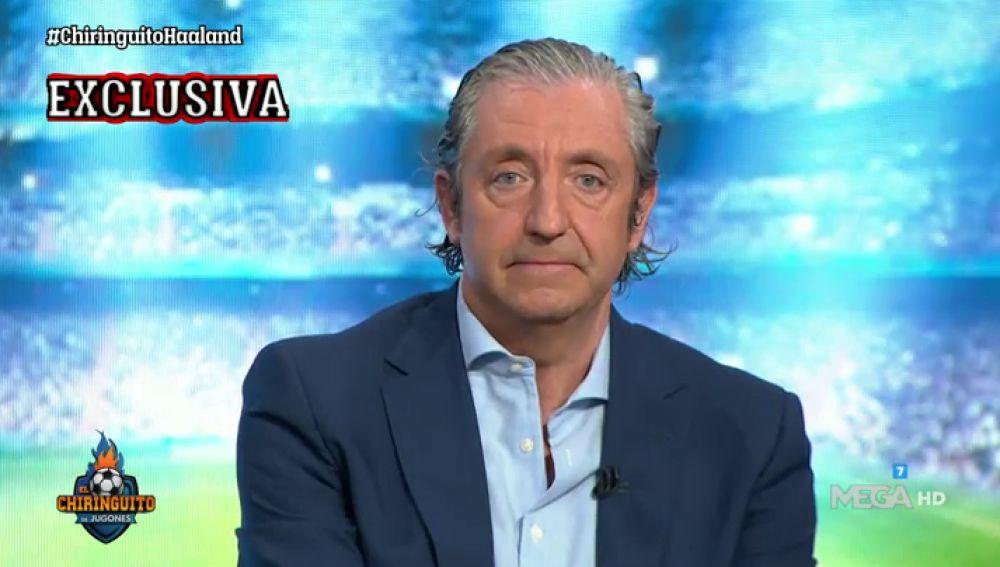 "JOSEP PEDREROL: ""El Real MADRID FICHARÁ a HAALAND"""