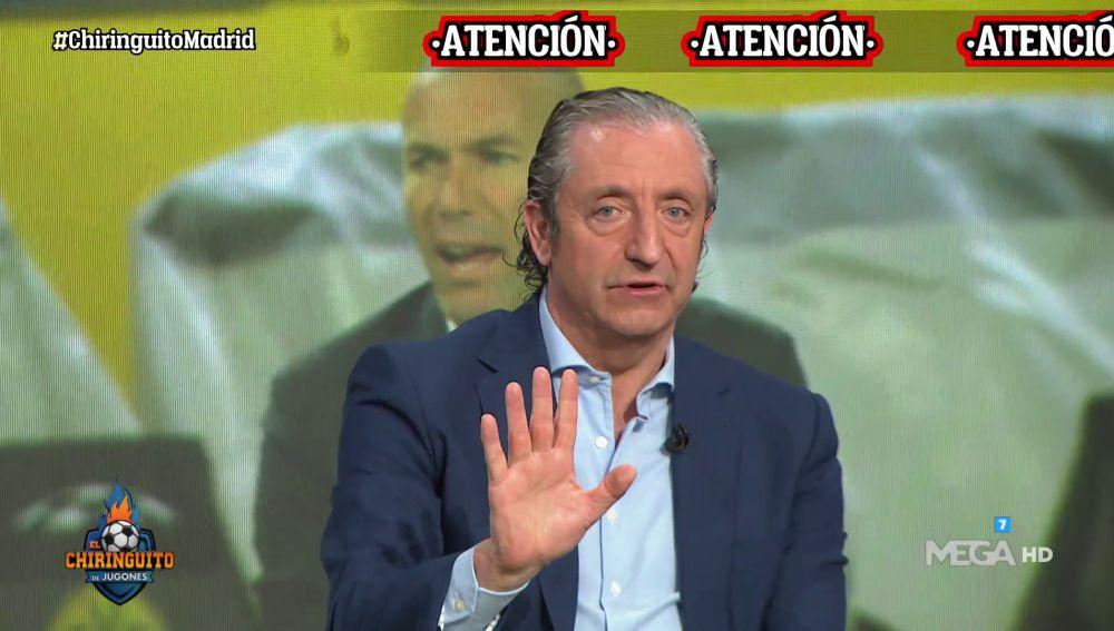 """JOSEP PEDREROL: """"ZIDANE es el MEJOR ENTRENADOR del MUNDO"""""""