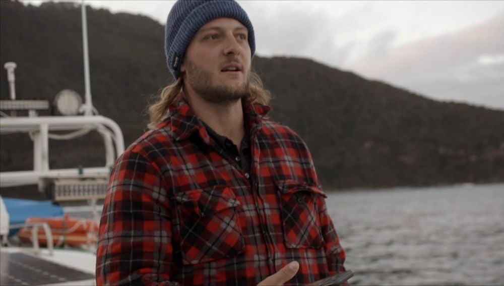 Bryce, el patrón novato