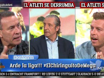 "JOTA JORDI: ""Nos quedan 5 FINALES para el DOBLETE"""
