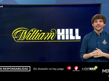 RICHI BURGOS TE TRAE ALGUNAS RECOMENDACIONES DE WILLIAM HILL