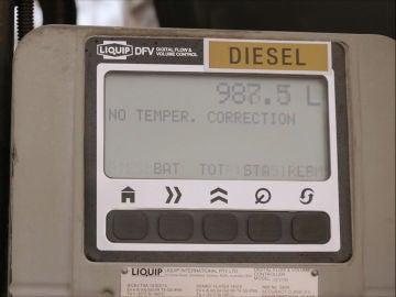 Depósito de carburante