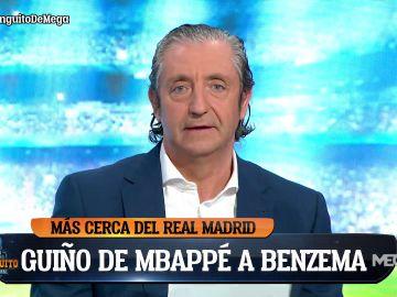 El guiño de Mbappé a Benzema que ilusiona al madridismo