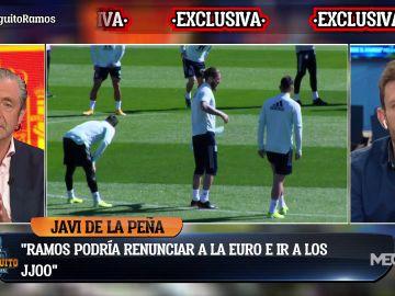 Sergio Ramos podría renunciar a la Eurocopa e ir a los Juegos Olímpicos