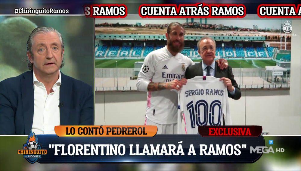 """""""EL MADRID DA POR HECHO QUE RAMOS HA FIRMADO POR OTRO CLUB"""""""