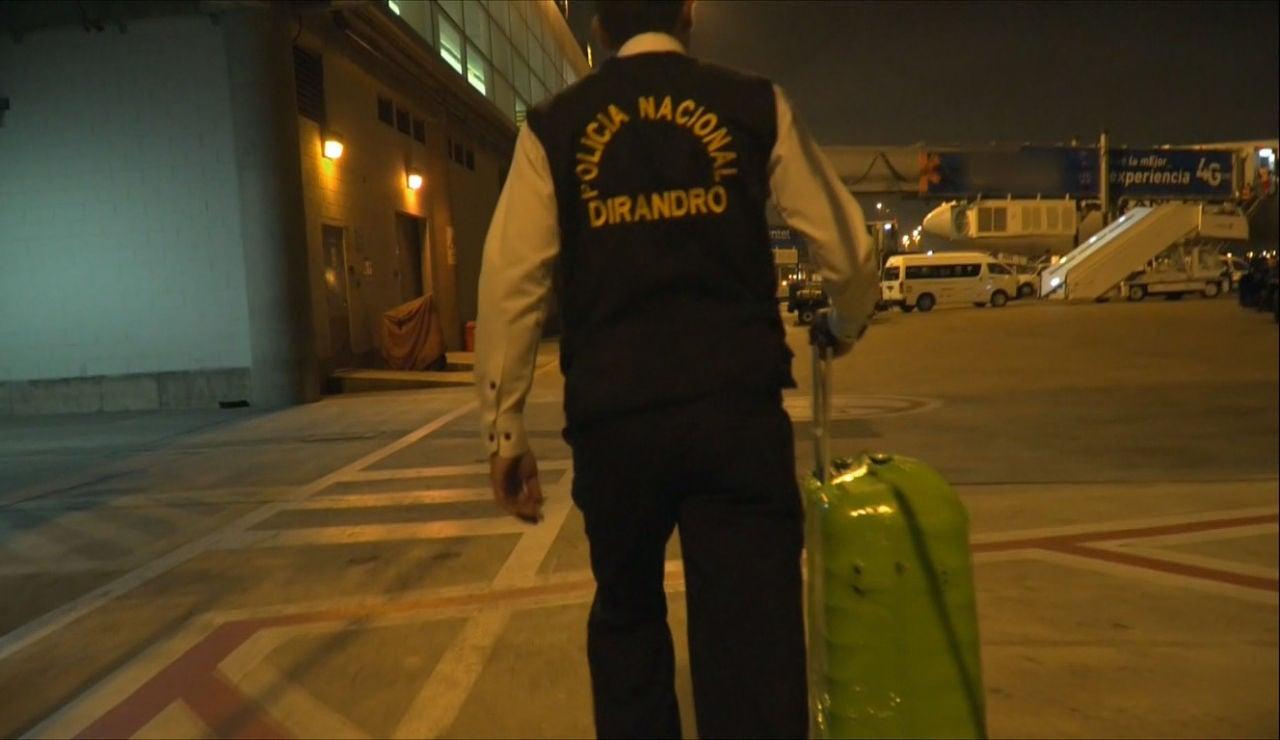 Buscan al dueño de una maleta sospechosa