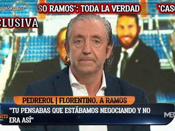 """""""RAMOS NUNCA LE DIJO A FLORENTINO QUE ACEPTABA LA OFERTA DE UN AÑO"""""""