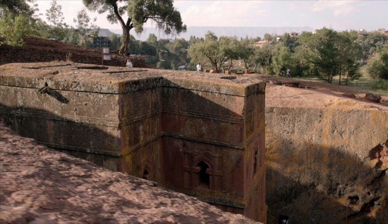 Las misteriosas iglesias de Lalibela