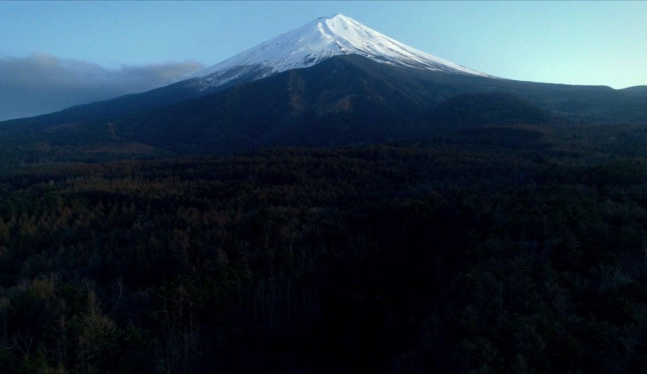 Aukigajara, en la base del Monte Fuji