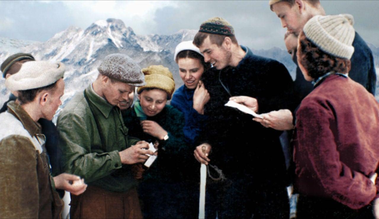 ¿Qué les pasó a estos experimentados montañeros?