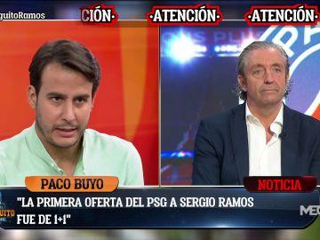 """""""RAMOS TIENE PROPUESTAS DE CITY Y PSG"""""""