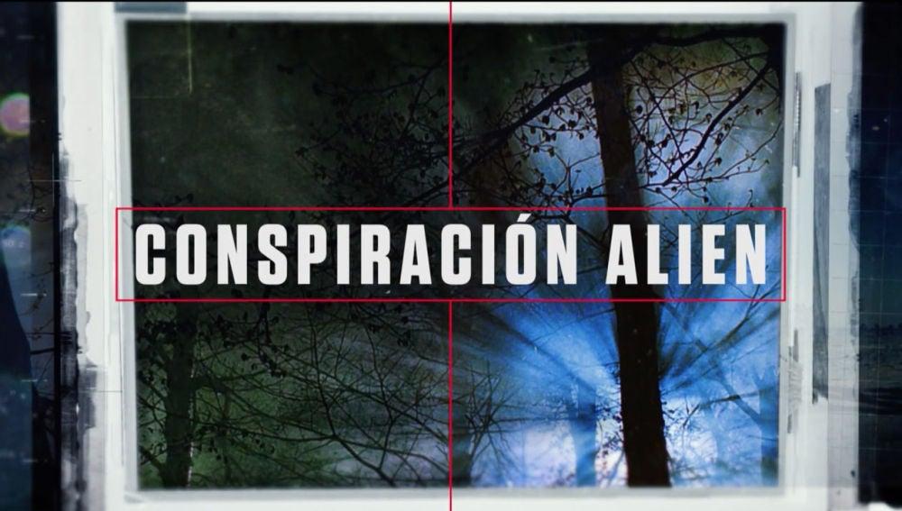 Conspiración Alien