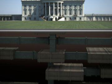 ¿Esconde la Casa Blanca más de 6 pisos subterráneos? Descúbrelo
