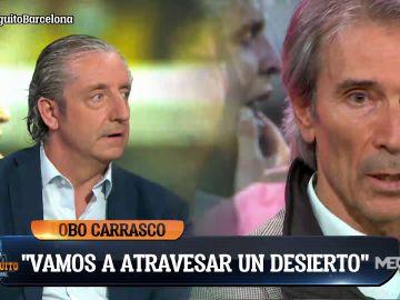 """""""VAMOS A ATRAVESAR UN DESIERTO"""""""