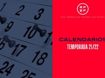 CALENDARIO DE LALIGA SANTANDER 2021-22