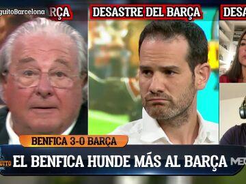 MÁXIMA TENSIÓN TRAS LA DERROTA DEL FC BARCELONA