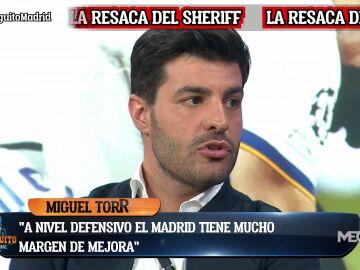 """MIGUEL TORRES: """"EL REAL MADRID DE 20 PARTIDOS COMO EL DEL SHERIFF GANA 19"""""""