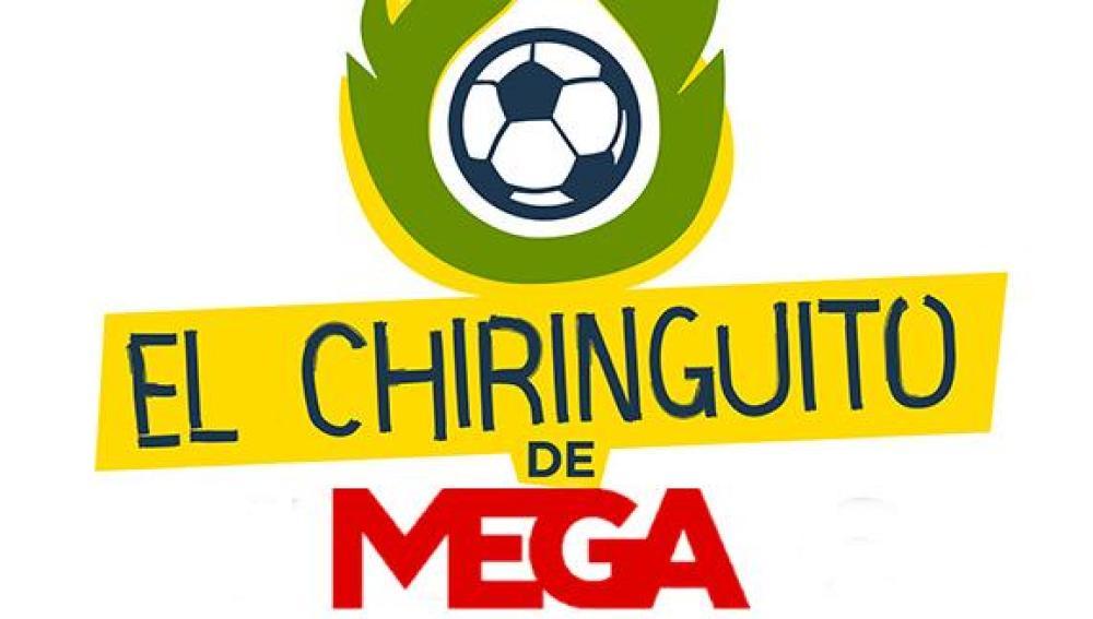 El Chiringuito de Mega Logo