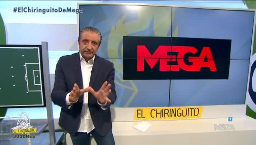 Josep Pedrerol, en MEGA