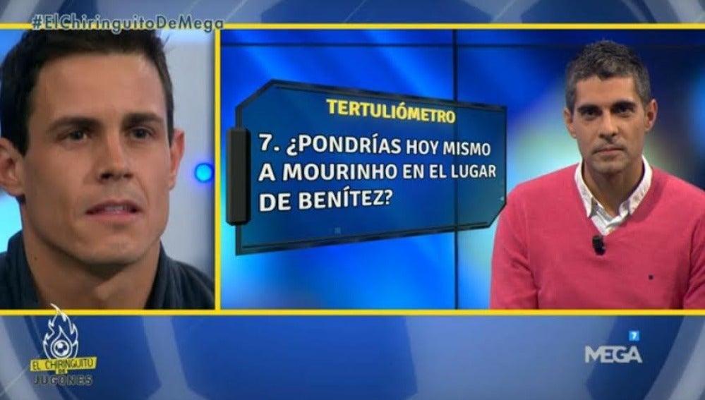 José Luis Sánchez, en El Tertuliómetro.