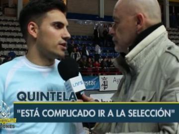 Diego Quintela en El Punterazo