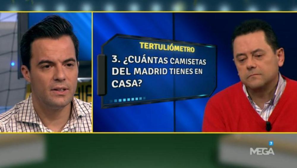 Tomás Roncero Tertuliómetro