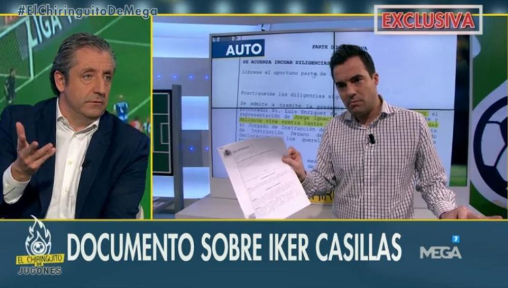 Nacho y Josep