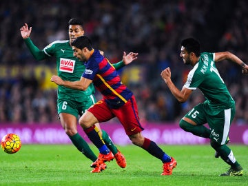 Eibar y FC Barcelona