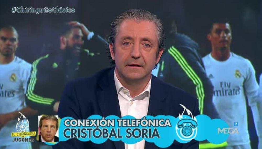 Cristobal Soria