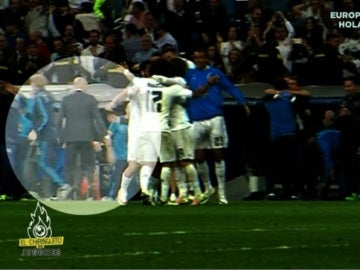 Zidane semifinal