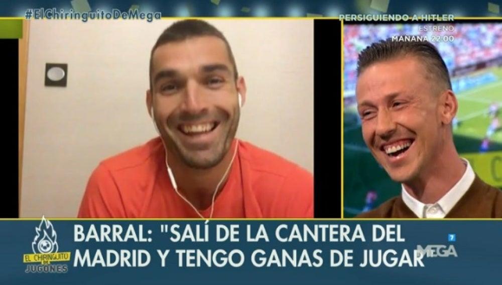 Entrevista Barral