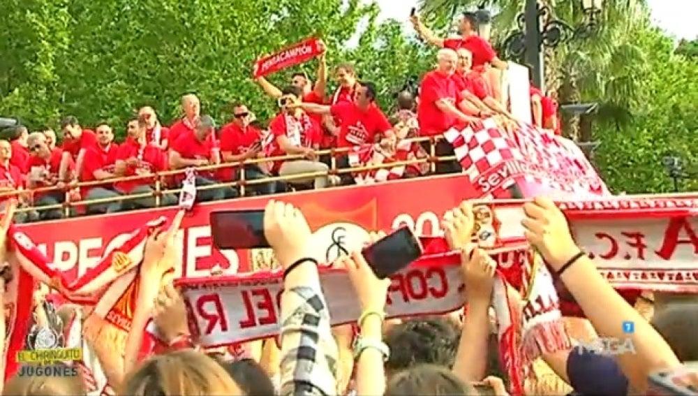 Celebración Sevilla