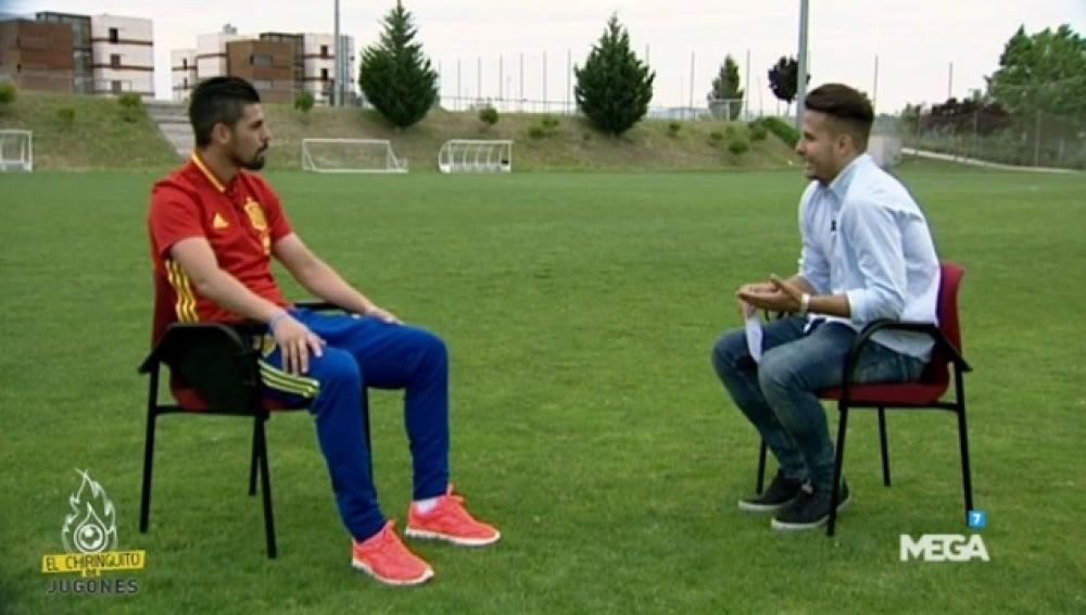 Entrevista Nolito