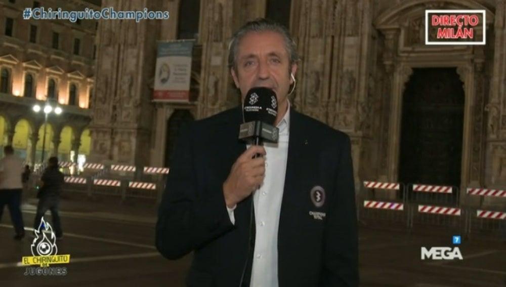 Josep directo Milán