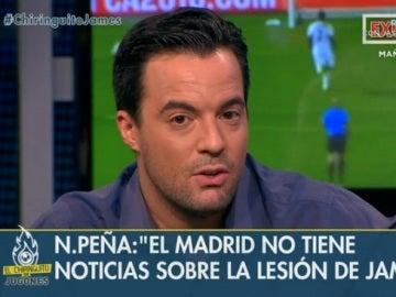 Exclusiva Nacho Peña